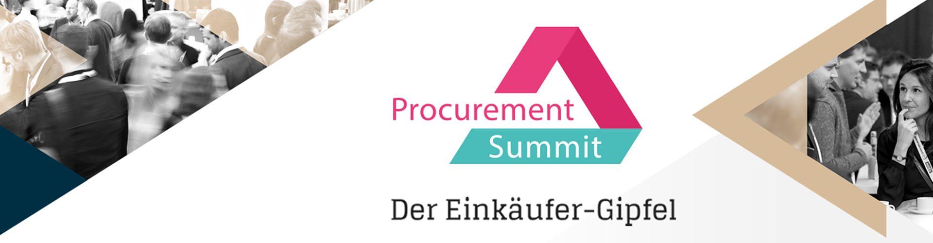 Procurement Summit mit Onventis